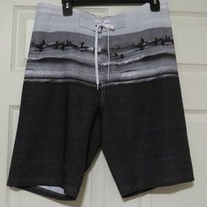 "Old Navy California 10"" Inseam Surf Board Shorts"